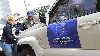 Role of Kenya election observers scrutinized