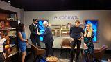تابعوا معنا على موقع يورونيوز لقاء رئيس المفوضية الأوروبية بالشباب الأوروبي