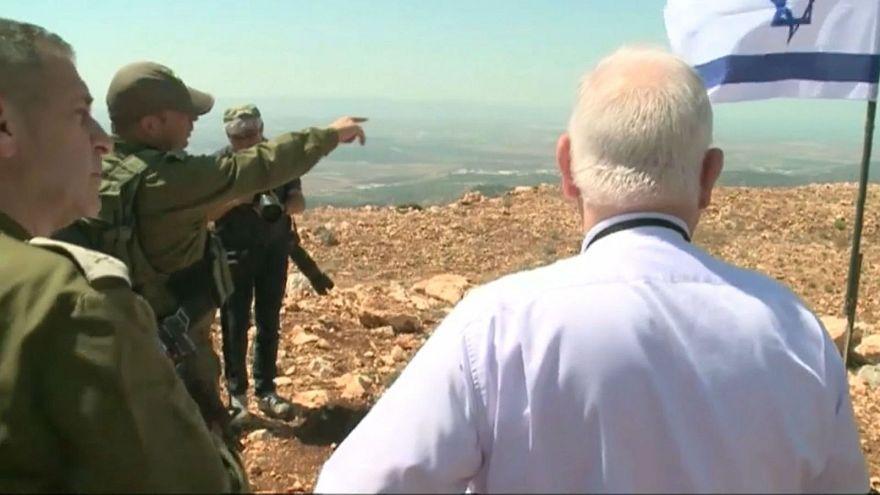 شاهد: البوصلة العسكرية الإسرائيلية تتجه صوب حزب الله اللبناني