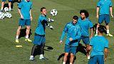 A Liga dos Campeões começa com Real Madrid a defender o título