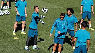 El Real Madrid comienza la defensa del título en la Liga de Campeones