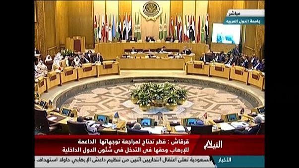 دقيقة ونصف من التلاسن الخليجي تحكي عمق الأزمة