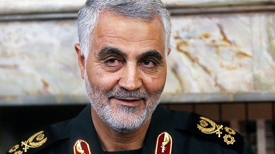 گزارشها درباره سفر قاسم سلیمانی به کردستان عراق