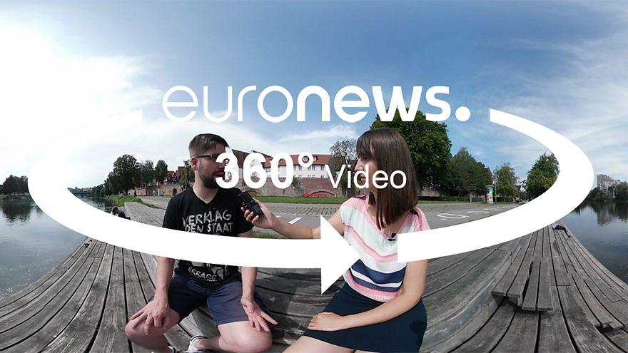 """360° Videos - Menschen zur Bundestagswahl: """"Weniger Obrigkeitsstaat und mehr Mitmachstaat!"""""""