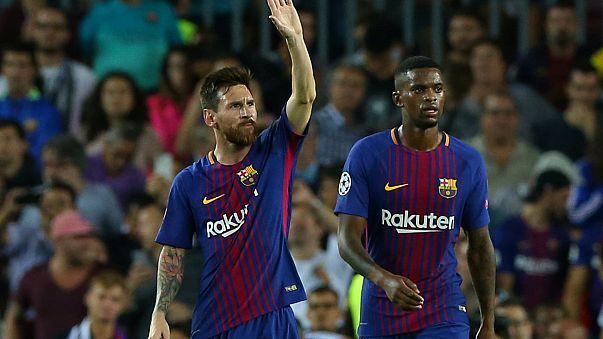 برشلونة يثأرلنفسه ويكبد يوفنتوس هزيمة ثقيلة في دوري الأبطال الأوروبية
