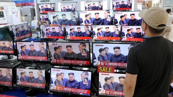 كوريا الجنوبية تؤكد رصد آثار غاز مشع من تجربة كوريا الشمالية النووية