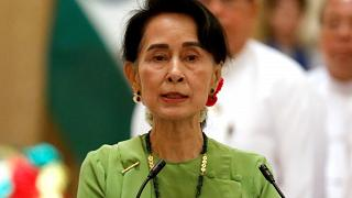 Aung San Suu Kyi to skip UN General Assembly amid Rohingya crisis