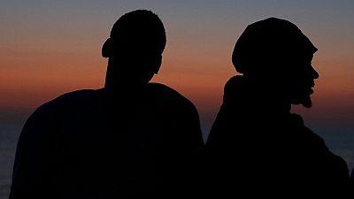 Le périlleux voyage des enfants de migrants africains