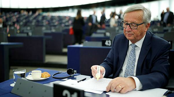 [In Textform] Juncker-Rede zur Lage der Nation