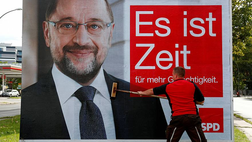 Schulz will 2. TV-Duell