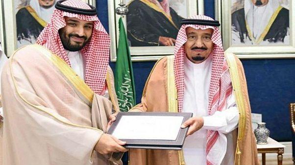 مسلسل الاعتقالات متواصل في السعودية وسط تكهنات بتنازل سلمان عن العرش لابنه