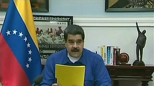 President Maduro agrees to talks with Venezuelan opposition