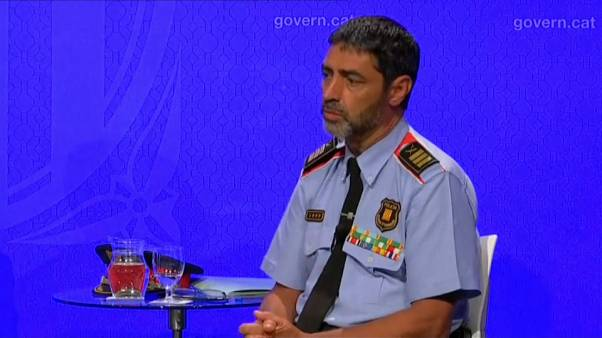 Trapero acata y pide a los Mossos que impidan los preparativos del referéndum