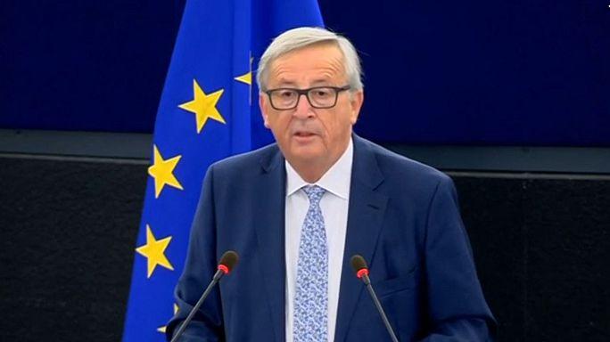 Τα βασικά σημεία της ομιλίας Γιούνκερ για το μέλλον της Ευρωπαϊκής Ένωσης