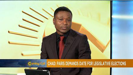 Tchad : Paris demande la tenue de législatives [The Morning Call]