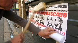 Netanjahu Argentínában
