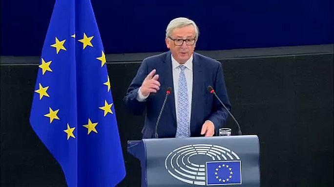 Juncker cree en la recuperación de la Unión Europea