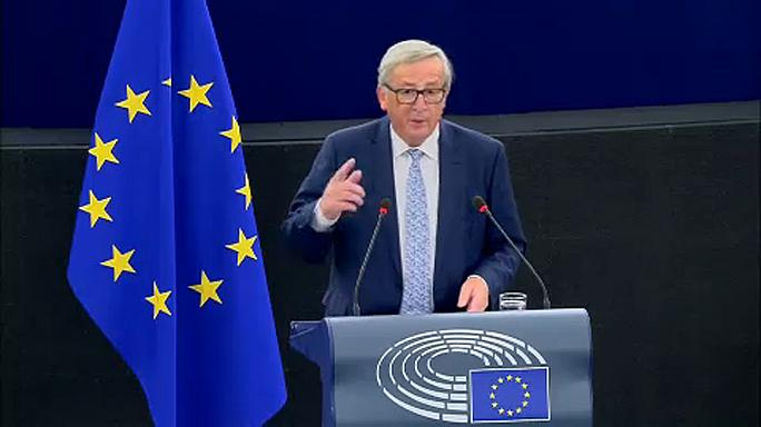 Juncker realça retoma económica e desvaloriza Brexit