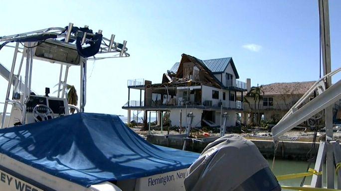Irma: Floridai romok