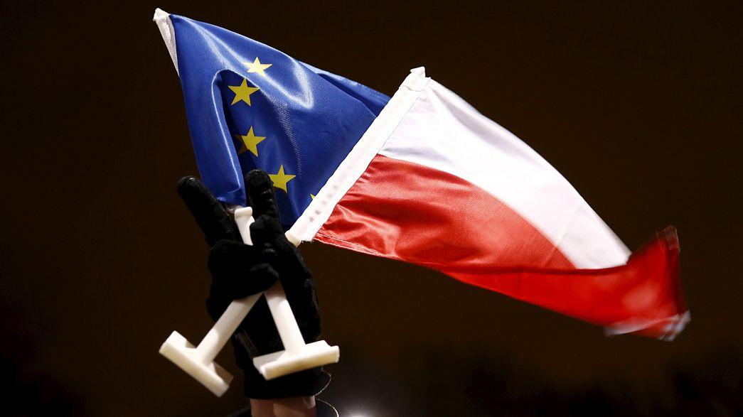 Polonia contraria a un'Europa a più velocità