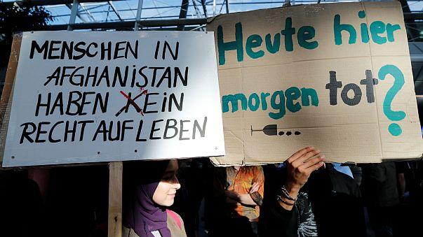 8 Afghanen aus Deutschland abgeschoben