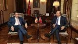 Mevlüt Çavuşoğlu: Türkiye hiçbir zaman çaresiz değildir
