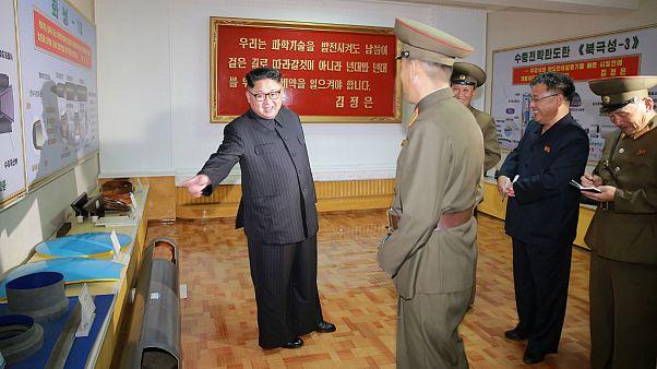 کره شمالی: برنامه نظامی خود را تسریع می بخشیم