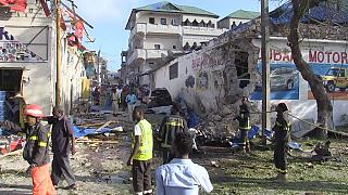 Car bomb attack kills civilian in Somali capital, Mogadishu [no comment]