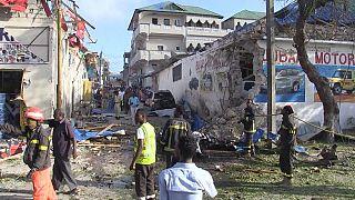 Un attentat à la voiture piégée fait 1 mort à Mogadiscio [no comment]