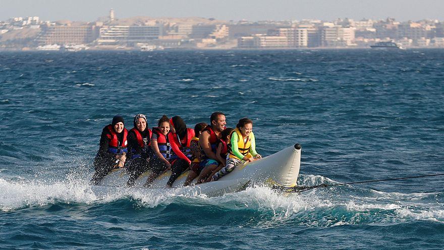 اقتراح الغاء مؤقت للتأشيرة المصرية بالنسبة إلى السياح الروس