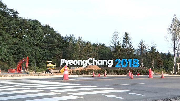 Winterspiele 2018 Pyeongchang