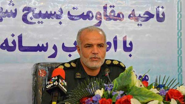 سپاه: عضو داعش در شهریار بازداشت شد