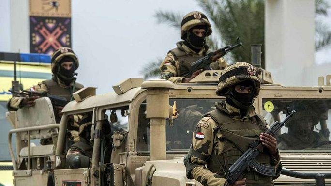 الجيش المصري: مقتل جنديين وخمسة متشددين في اشتباك بسيناء