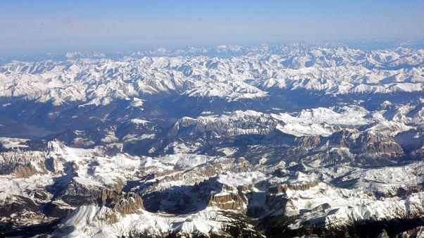 Το τέλος της εποχής των παγετώνων στις Άλπεις