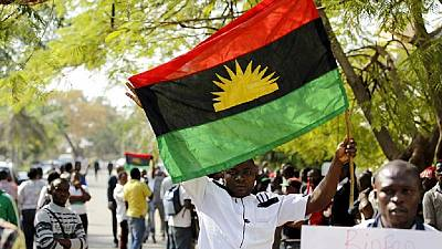 Biafra separatists and army clash: Nigeria's Abia state imposes curfew