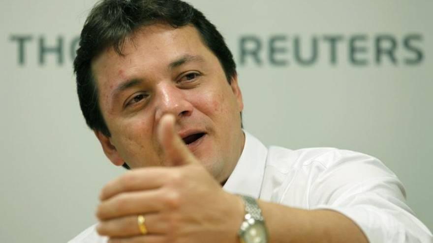 Polícia Federal detém presidente da JBS Wesley Batista