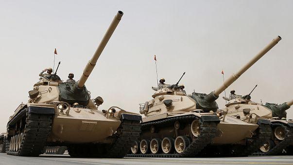 البرلمان الاوروبي يصوت على حظر توريد اسلحة للسعودية
