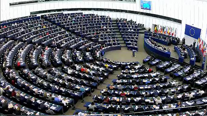 Los eurodiputados reaccionan al discurso de Juncker