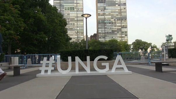 72-я сессия Генассамблеи ООН. Открытие