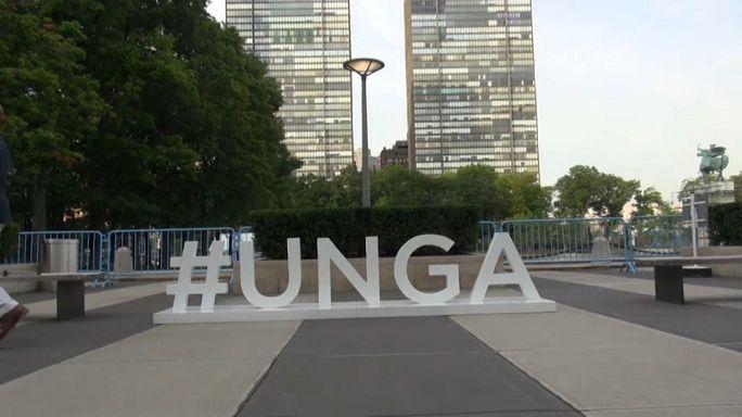 Arranca la 72 Asamblea General de la ONU