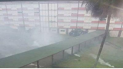 Côte d'Ivoire: échauffourées entre étudiants et forces de l'ordre à Abidjan