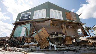 Florida'da hasar büyük