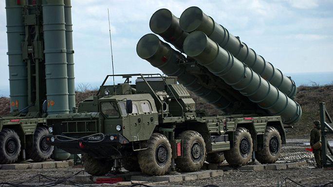 Nato went 'crazy' over Russia deal, says Erdogan