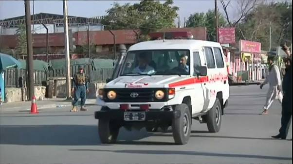 Suicide bomber attacks Kabul cricket match