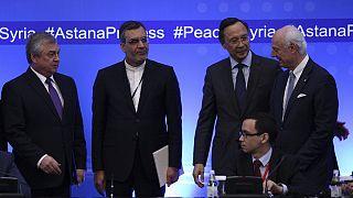 آغاز دور جدید مذاکرات صلح سوریه در آستانه قزاقستان