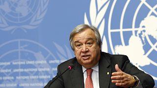 Guterres apela ao fim das operações contra os Rohingya