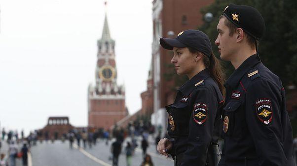 Mystery bomb threats sweep Russia