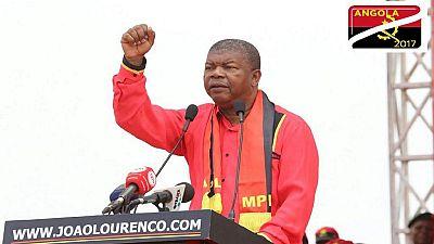 Angola : la justice valide les résultats des élections générales