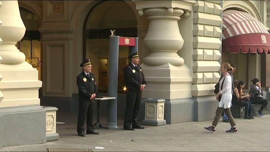 بالفيديو: إخلاء مبان في موسكو بعد تهديدات بوجود قنابل