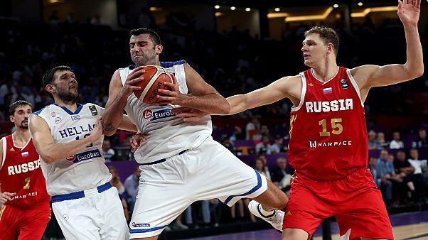 Ήττα-αποκλεισμός για την Εθνική Ελλάδας μπάσκετ